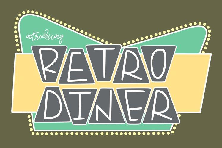Retro Diner example image 1