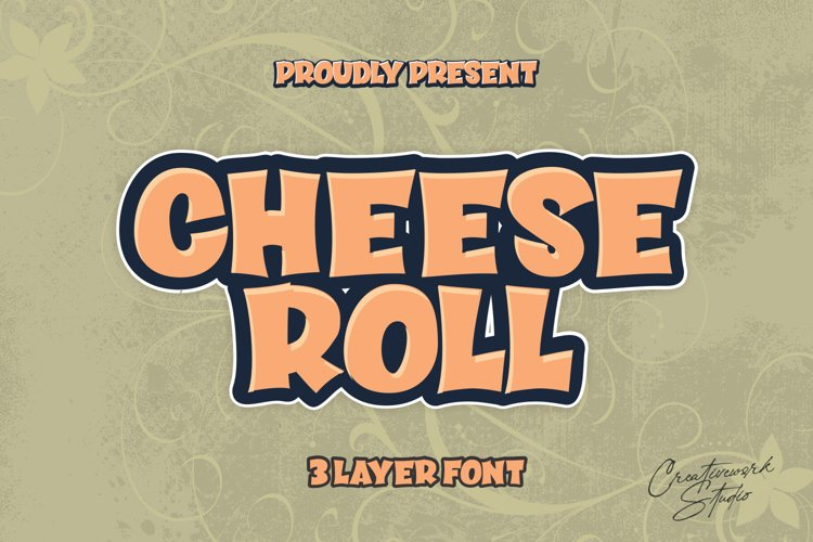 CHEESE ROLL example image 1