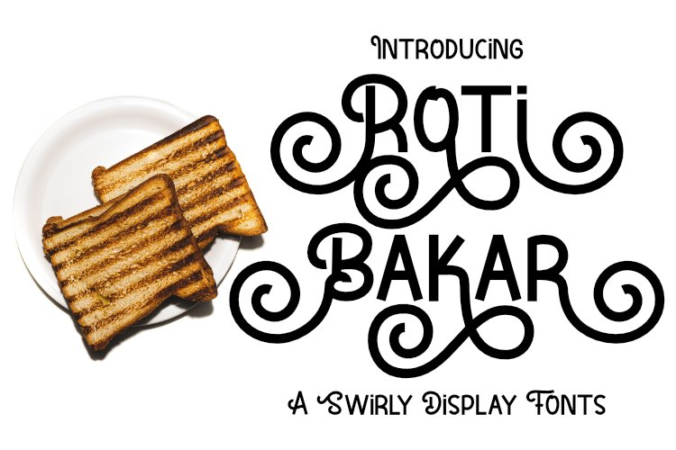 Roti Bakar example image 1