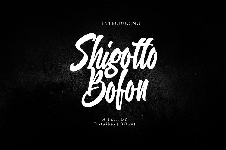 Shigutto Bofon example image 1