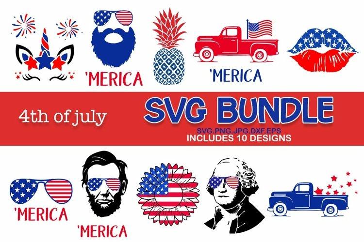 4th of july svg bundle, 4th of July svg
