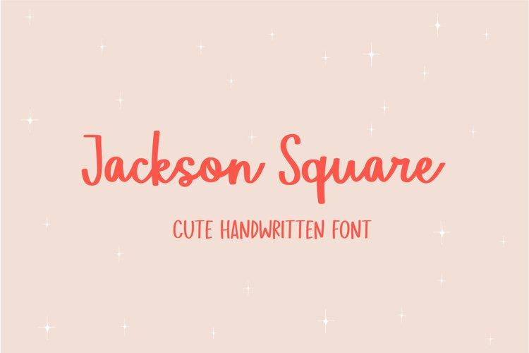 Jackson Square example image 1