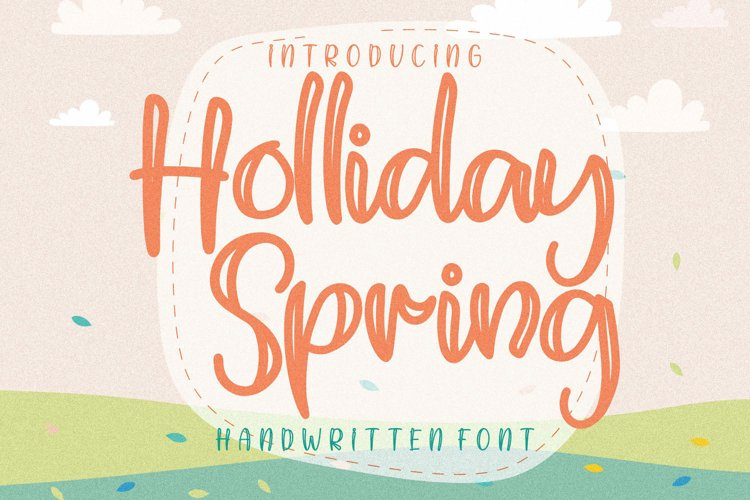 Holliday Spring example image 1