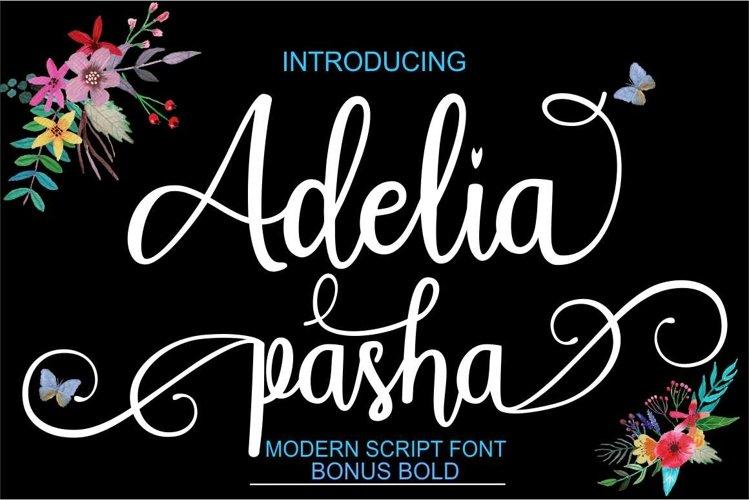 Adelia pasha example image 1