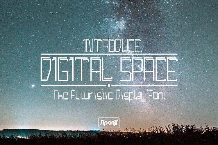 Digital Space example image 1