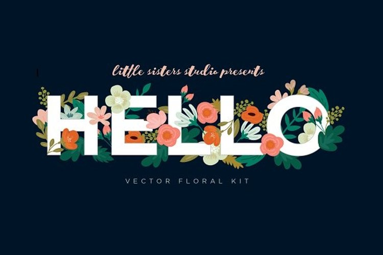 Hello Floral example image 1