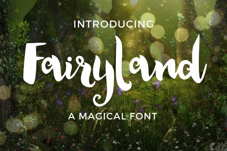 Fairyland example image 1