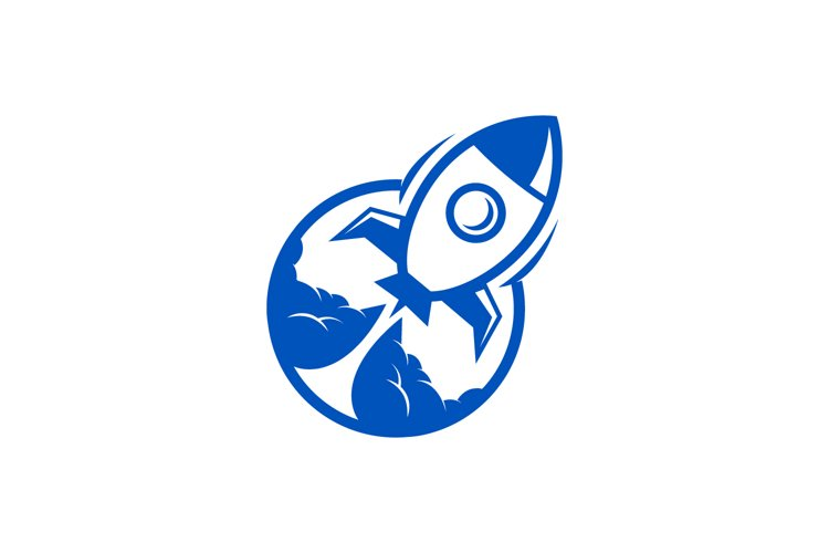 Rocket Logo example image 1
