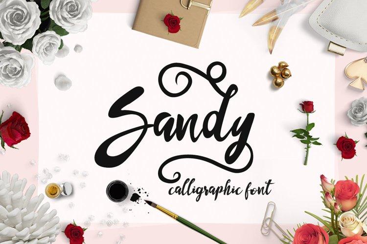 Sandy example image 1