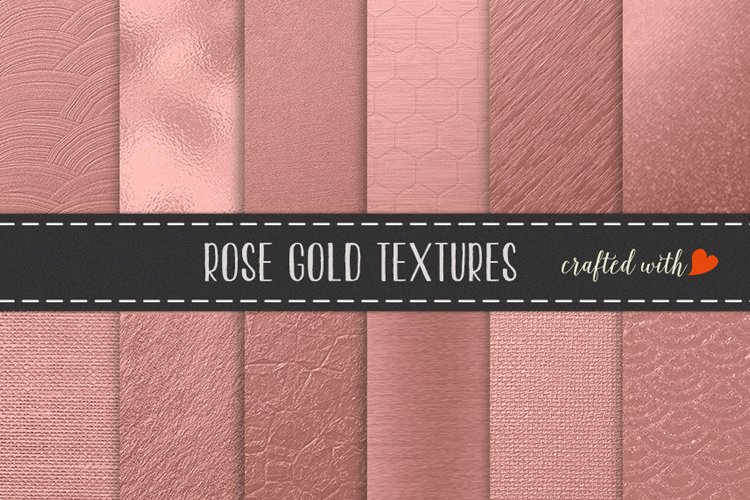 Rose Gold Foils - Rose Gold Backgrounds example image 1