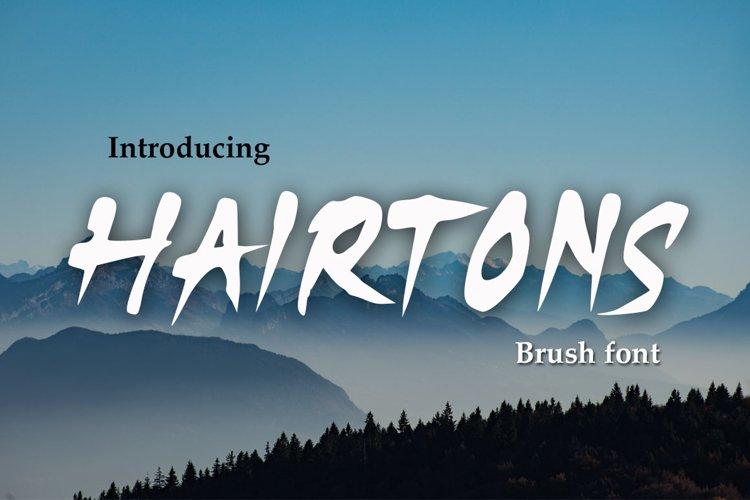 Hairtons