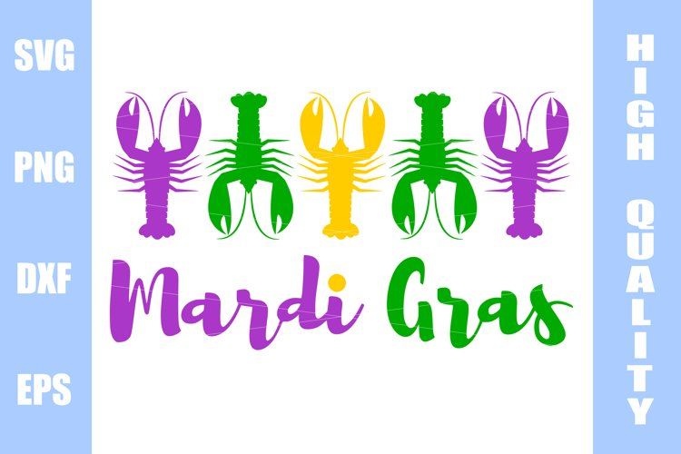 Mardi Gras SVG PNG DXF EPS