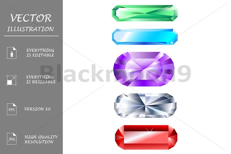 Faceted banner example image 1