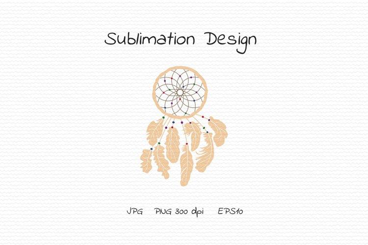 Magical dreamcatcher - Sublimation Design