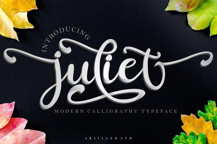 juliet example image 1