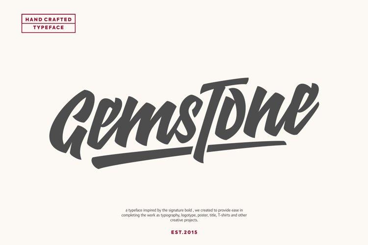 Gemstone  example image 1