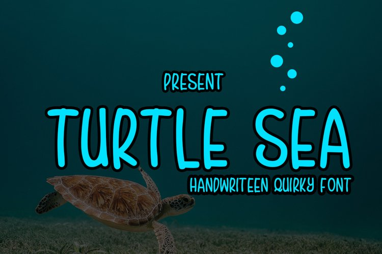 Turtle sea example image 1