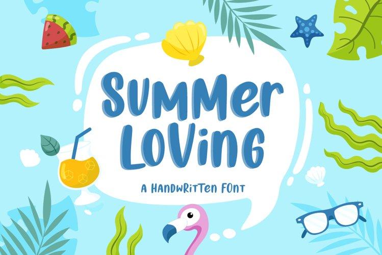 Summer Loving example image 1
