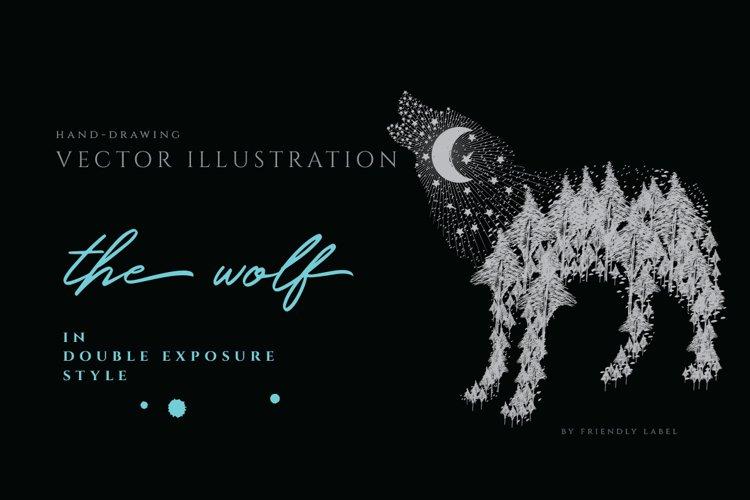 WOLF Illustration example image 1
