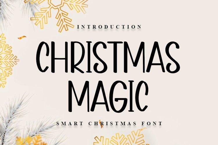 Christmas Magic example image 1