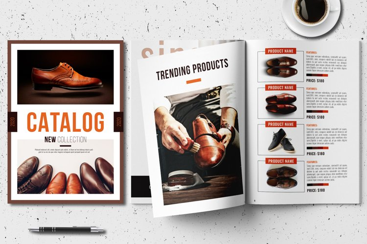 Product Catalog Template example image 1