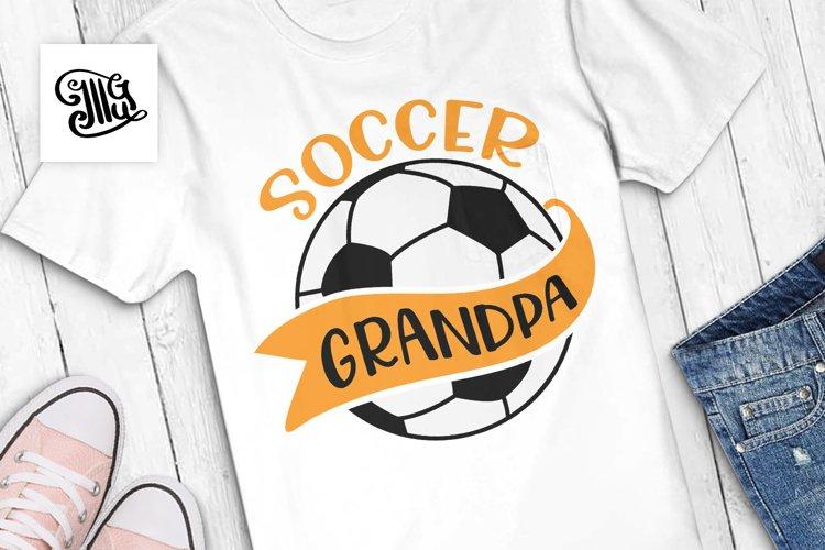 Soccer grandpa example image 1