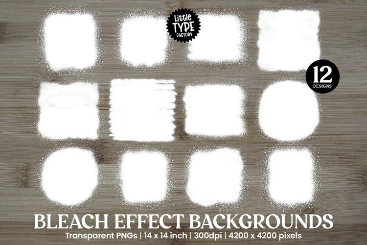 Bleach Effect Backgrounds | Sublimation Bundle