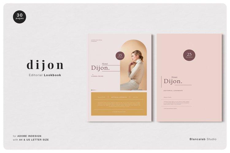 DIJON Editorial Lookbook