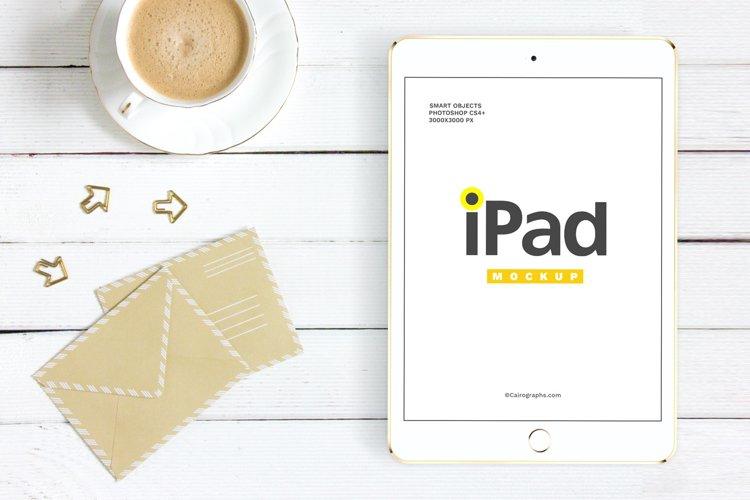 iPads Mockups Vol.2 example 1