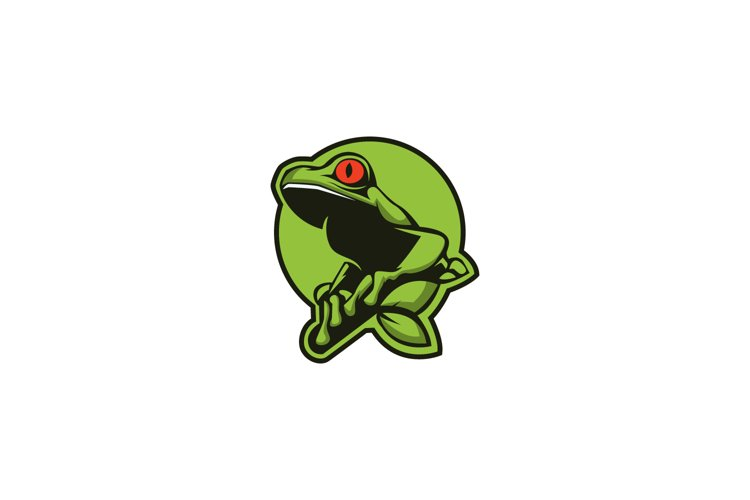 Frog Logo example image 1