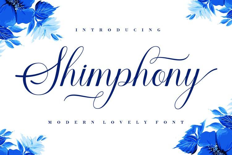 Shimphony example image 1