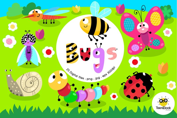 Bugs Clipart example image 1
