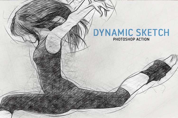 Dynamic Sketch Action