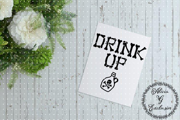 Drink Up Halloween example image 1