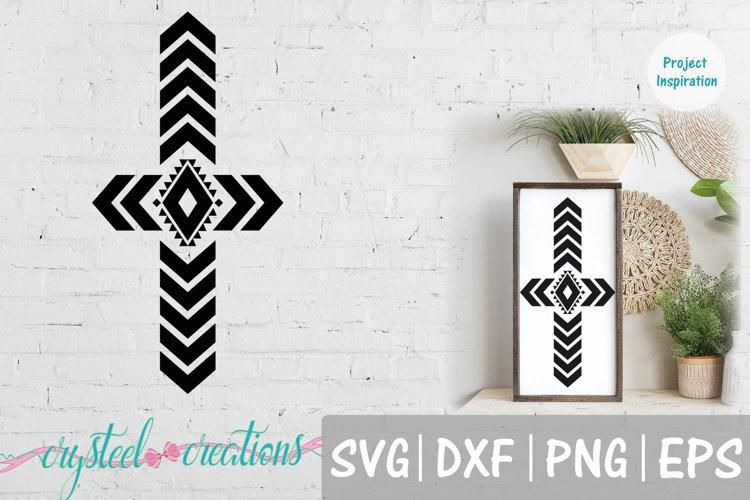 Boho Arrows 12x24 SVG, DXF, PNG, EPS