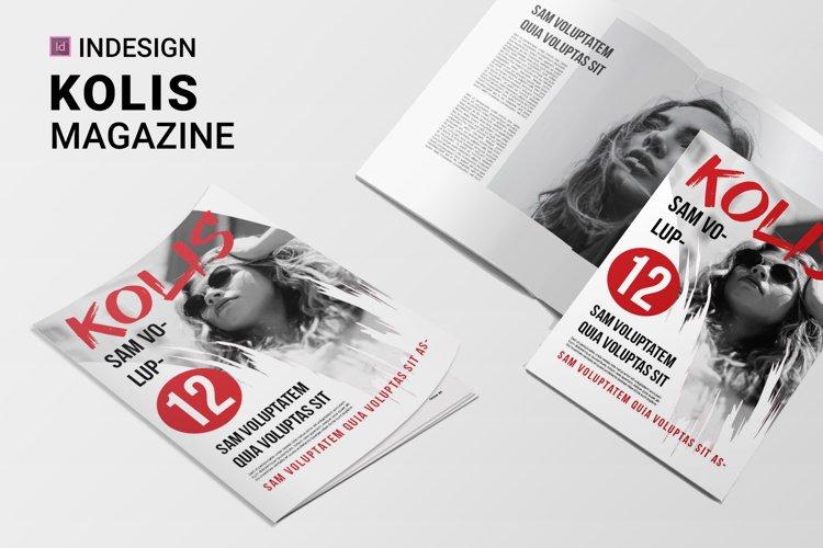 Kolis   Magazine example image 1