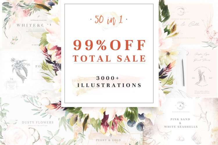 99 OFF TOTAL SALE example image 1