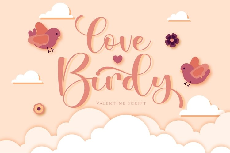 love Birdy example image 1