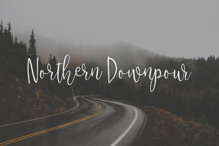 Northern Downpour example image 1