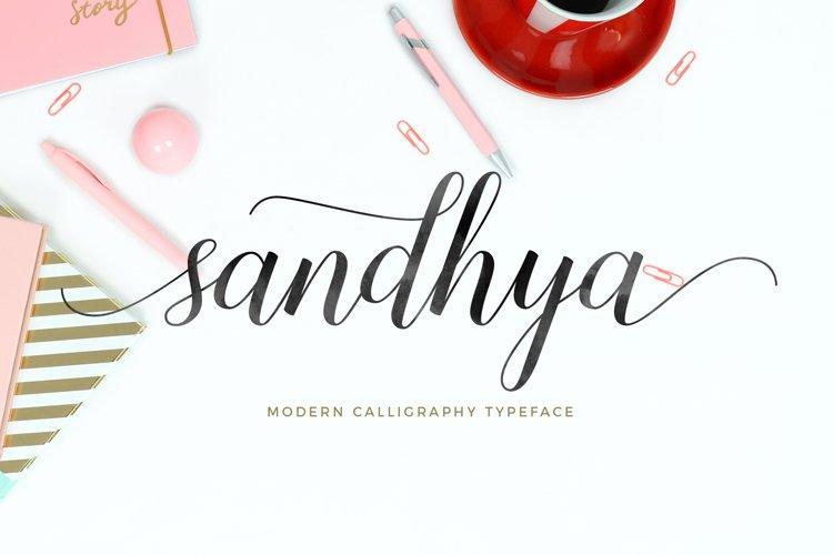 Sandhya Script example image 1