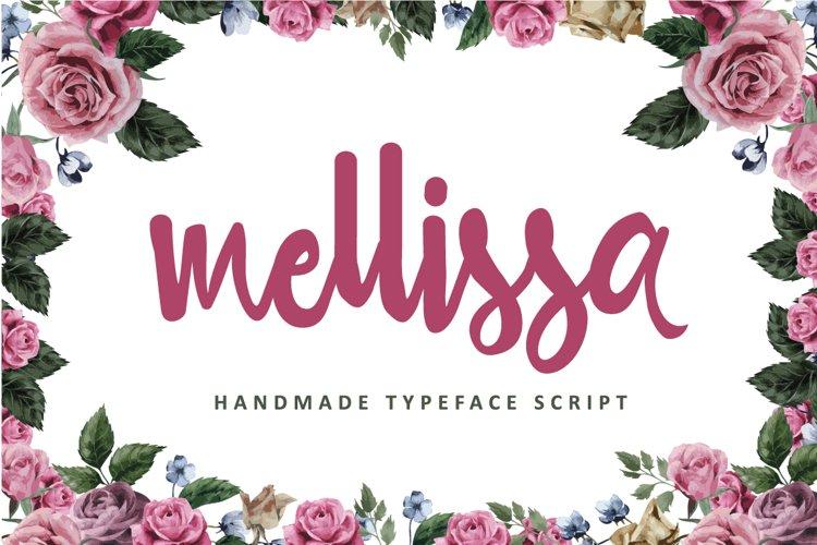 Mellissa Script example image 1