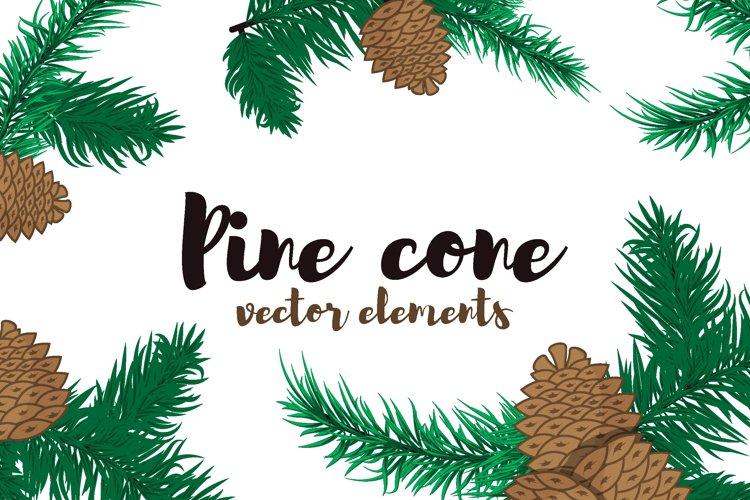 Pine Cone Elements