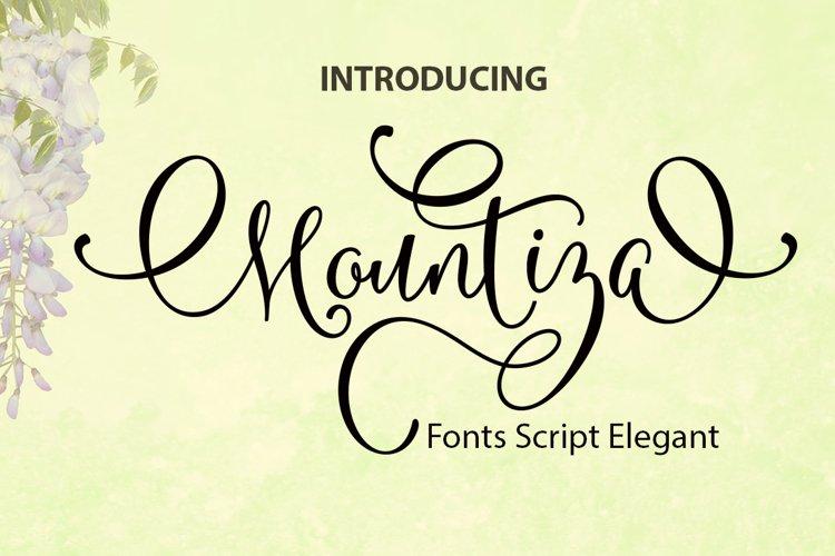 Mountiza example image 1