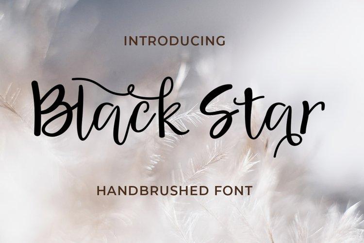 Black Strar example image 1
