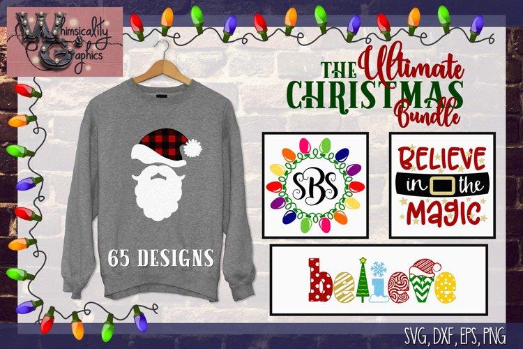 2018 Ultimate Christmas Bundle Svg Dxf Png Eps Comm Per 111960 Svgs Design Bundles