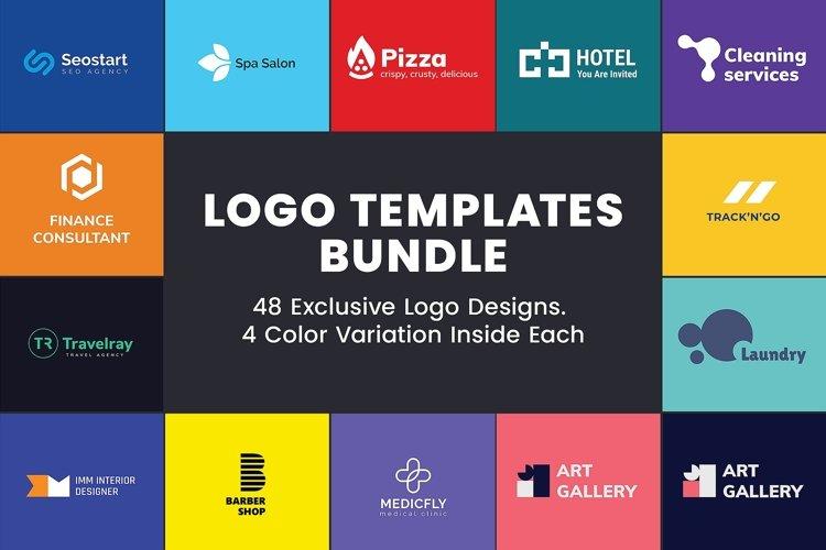 Logo Template Bundle SALE