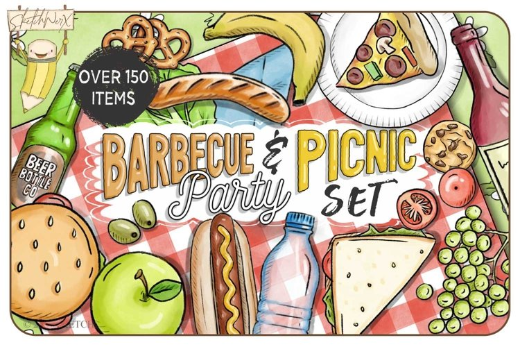 BBQ and Picnic Party Set