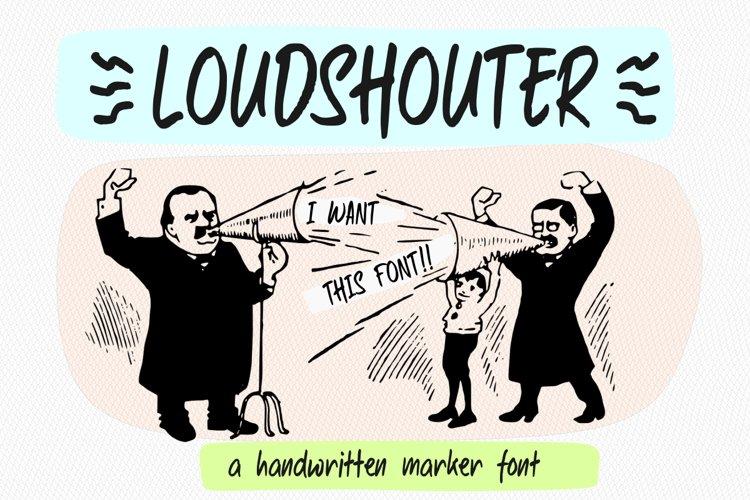 Loudshouter example image 1