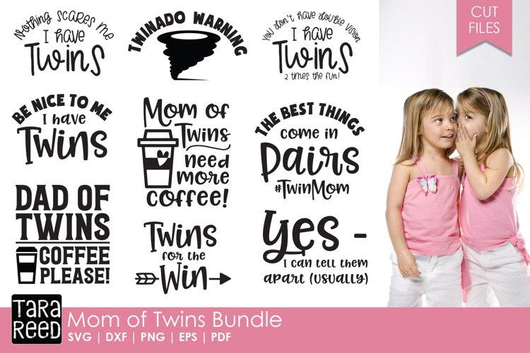 Mom of Twins Bundle example image 1