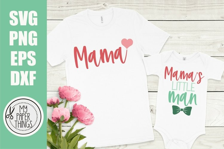 Mommy and me svg Bundle | Mama and mini svg Bundle - Free Design of The Week Design4